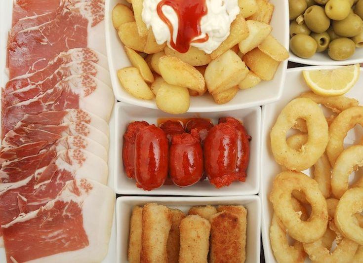 Tapas spagnole la giornata mondiale - La Cucina Italiana: ricette, news, chef, storie in cucina