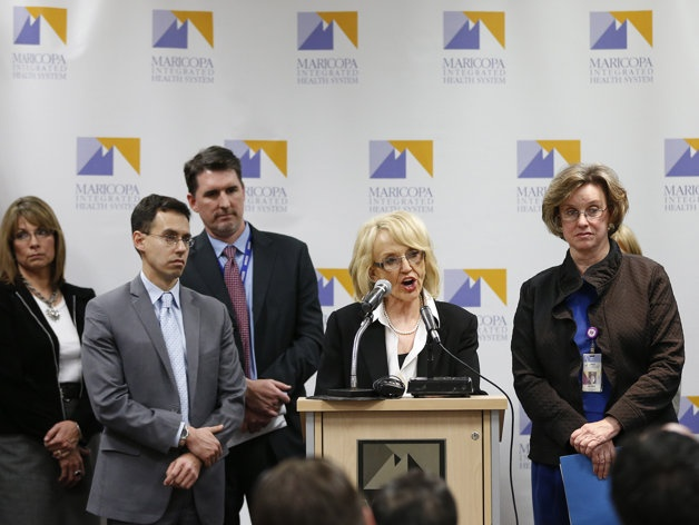 Arizona to Tax Hospitals to Pay for Medicaid