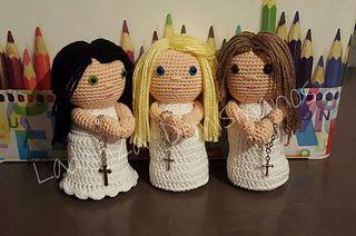 Doll Muñeca de comunion