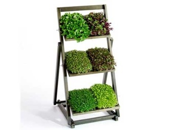 3 Tier Patio U0026 Balcony Planters. £24.54 Produce Endless Crops In Hardly Any  Space