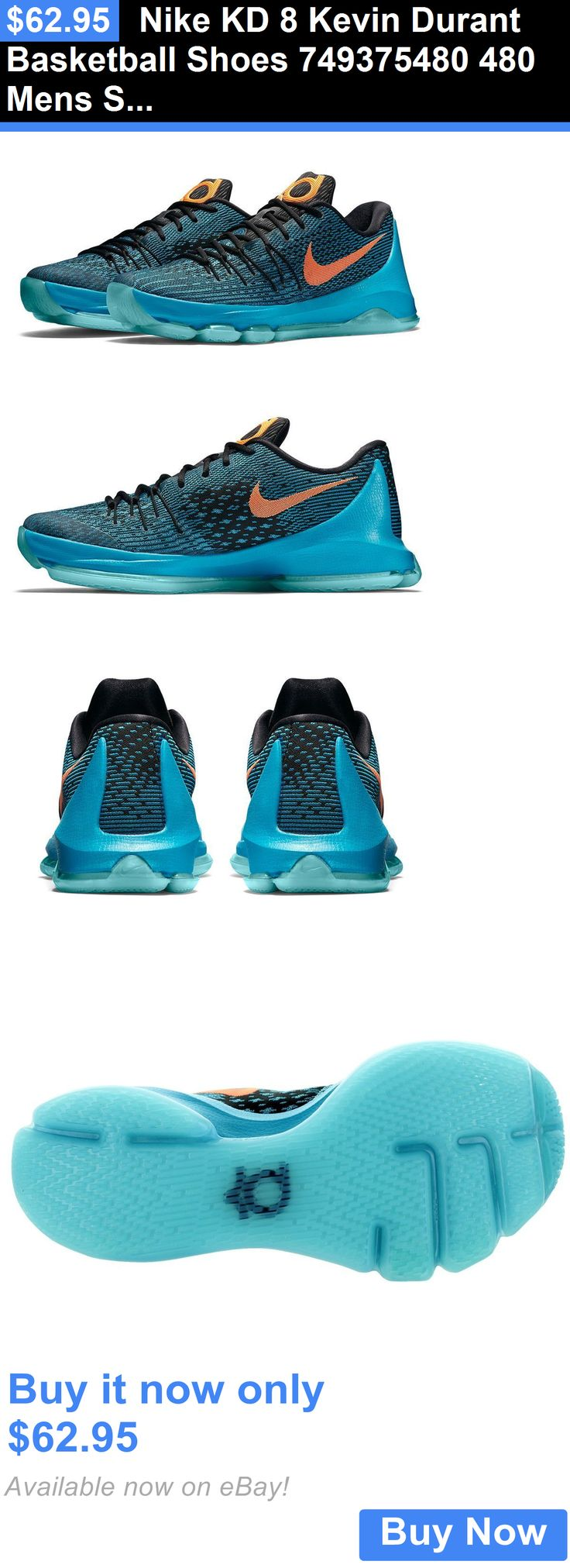 Basketball: Nike Kd 8 Kevin Durant Basketball Shoes 749375480 480 Mens  Sizes New $180 BUY