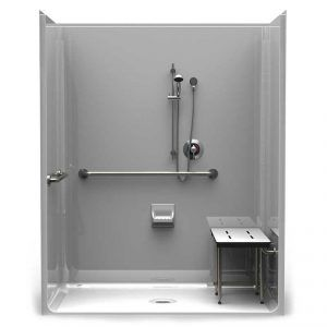 study confirms of bestbath one piece shower costs 82 less than ceramic and 30