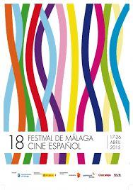 Resultado de imagen de cartel festival cine malaga
