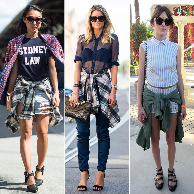 Investing In Street Appeal With Style: Best 25+ Shirt Around Waist Ideas On Pinterest