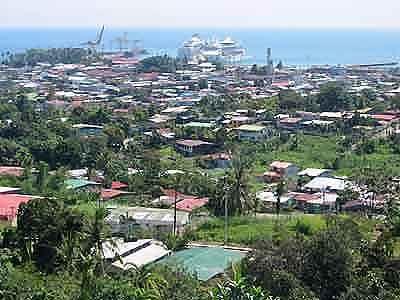 Puerto Limon, Costa Rica......beautiful