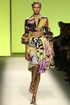 Emilio Pucci.... WOW.... for the love of Pucci!