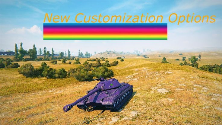 World of Tanks - New Camo/Paint Customization A short video of the new camo/paints (Only German and Russian tanks used so the video wouldn't be too long) Help me get 10k subscribers :)  Looking for the songs used here? First one - https://www.youtube.com/watch?v=8h-fqAnIn0A Second one - https://www.youtube.com/watch?v=-SjOkb3kVgI Channels i got them from - https://www.youtube.com/user/NoCopyrightSounds https://www.youtube.com/channel/UCS2v3pmmpwcD0PWPwf65Zmw Ampyx http://ift.tt/1oY90q3…
