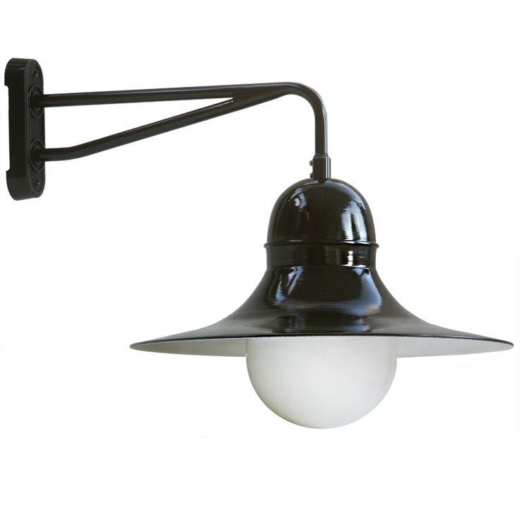 Industrie-Wandleuchte Siegen W340 mit Kugelglas von  Bolich Leuchten, Bild 5: