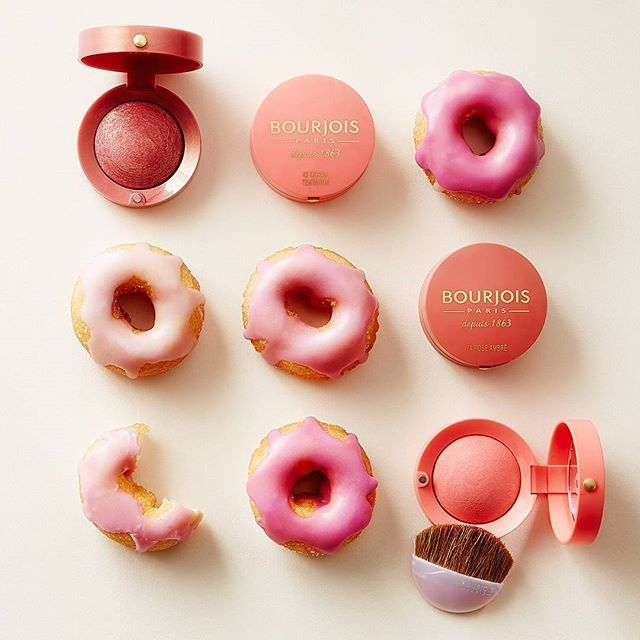 Good enough to eat! @Bourjois_UK's delicious #blushes were made for the sweetest of cheeks. #Bourjois