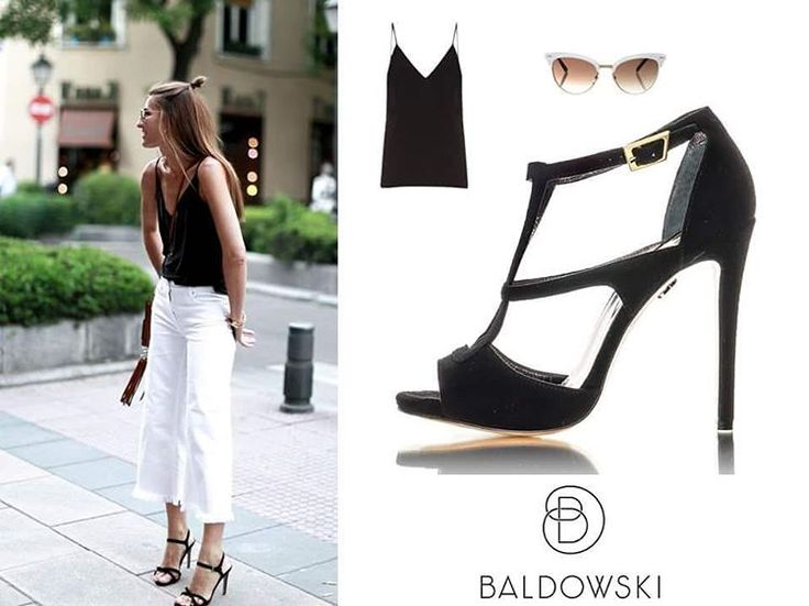 Get inspired with @baldowskiwb 👠💄 #baldowski #baldowskiwb #polishbrand #shoes #shoeaddict #shoelovers #heelslovers #blackandwhite #getthelook #getinspired #fashionoutfit #fashioninspiration #streetstyle #streetwear #streetfashion #photooftheday #instagood #outfitoftheday