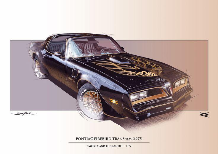 Pontiac Firebird Trans Am - 1977