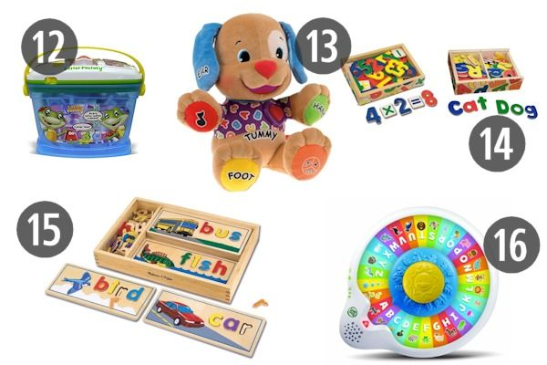 Best Educational Toddlers Toys 3