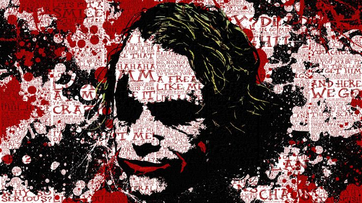 P0621 Batman Joker Wallpaper POSTER Wall Art for Home Decor Canvas Printings 16x28inch-in Painting & Calligraphy from Home & Garden on Aliexpress.com | Alibaba Group