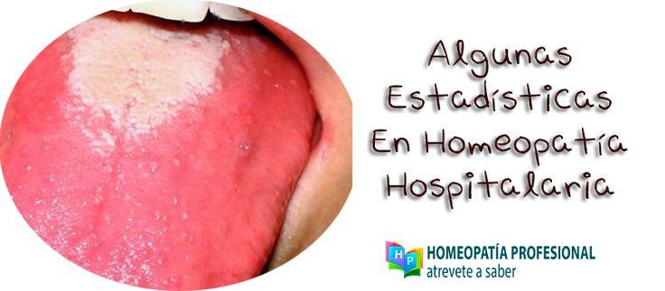 Algunas Estadísticas En Homeopatía Hospitalaria | Homeopatía Profesional
