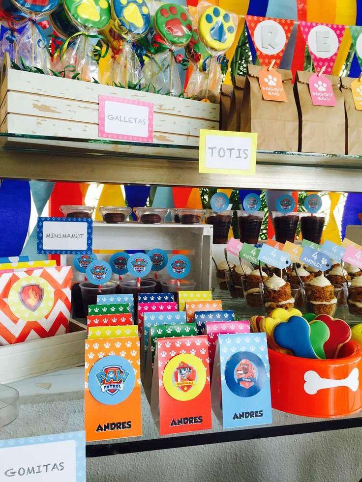 Amato Paw Patrol Birthday Party Ideas | Paw patrol birthday, Paw patrol  RX81