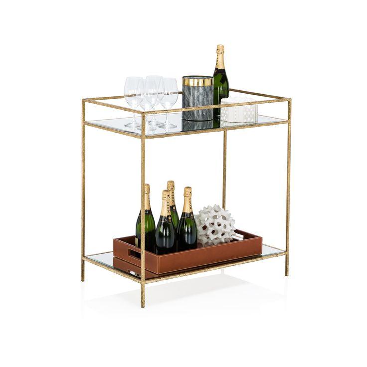 Sinclair Rectangle Bar Table
