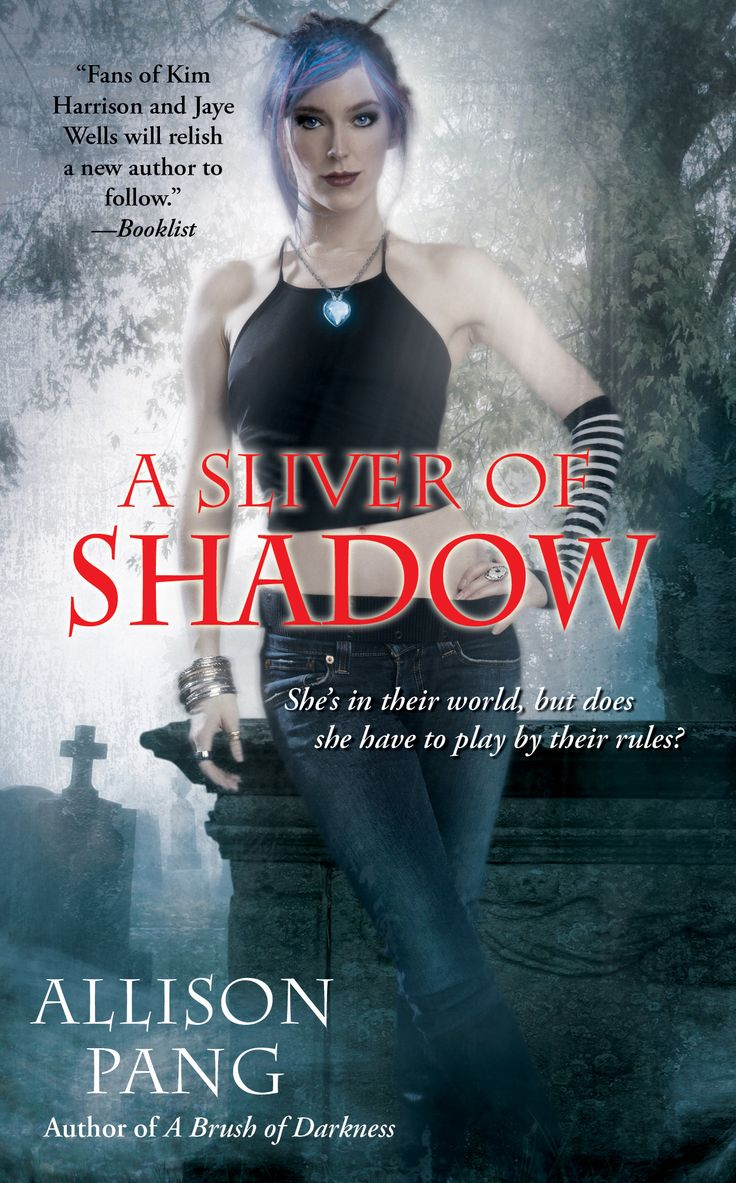 A Sliver Of Shadow (abby Sinclair, No By Allison Pang