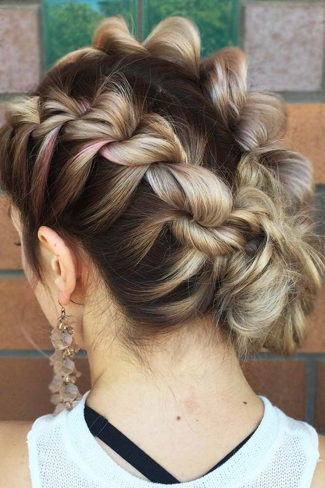 Best 25+ Cute braided hairstyles ideas only on Pinterest ...