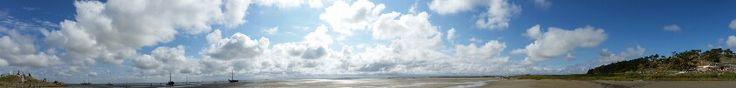 Ultiem stukje Nederland in panoramafoto gevat.