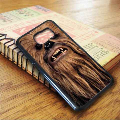 Face Chewbacca Star Wars Samsung Galaxy S7 Case