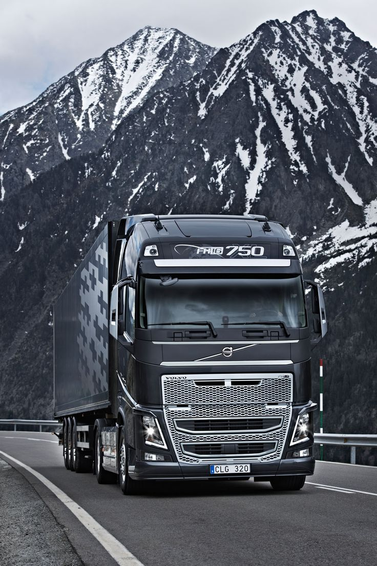 VOLVO FH16 750 of Sweden