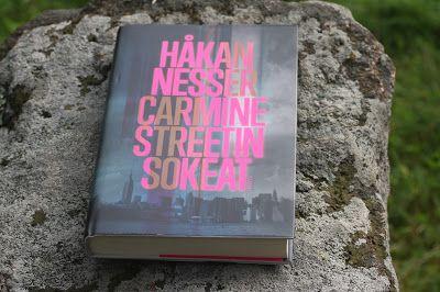 Ullan Luetut kirjat: Håkan Nesser Carmine Streetin sokeat