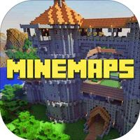 Maps for Minecraft PE MineMaps - Download Best Maps for Minecraft Pocket Edition' van Amity Maria