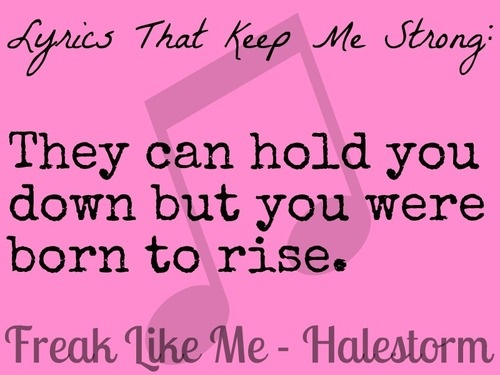 Freak Like Me by Halestorm