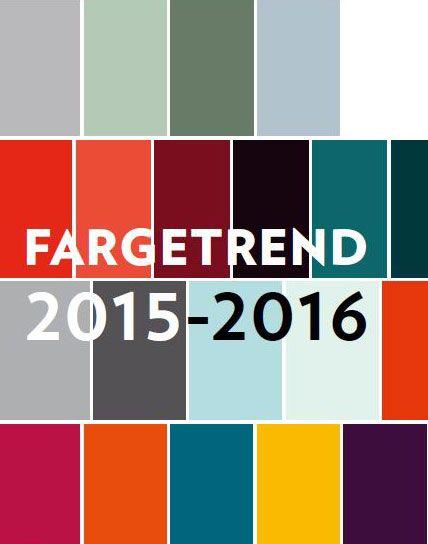 Fargetrender 2015/16 i Norge! | Vakre Hjem Blogg