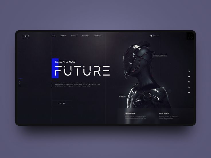 New Technology Future Technology And Innovation Lauralee Future Technology And Innova Futuristic Technology Web Design Inspiration Innovation Technology