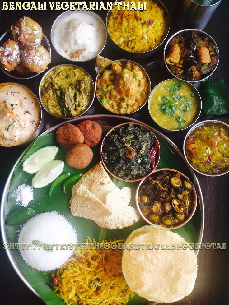 75 best indian thali images on pinterest cooking food indian my tryst with food and travel bengali vegetarian thali a splash of unassuming nuances and striking flavours forumfinder Images