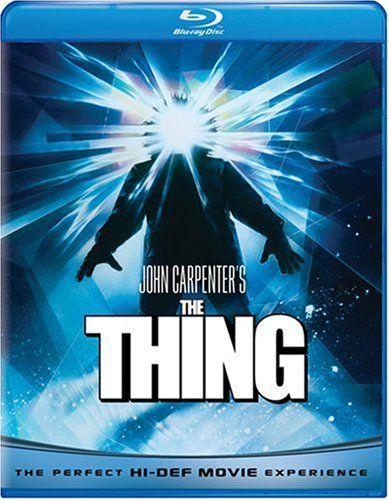 The Thing  [Blu-ray] UNI DIST CORP. (MCA)