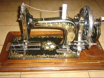 Ant ques community google macchine da cucire - Mobili per macchine da cucire ...