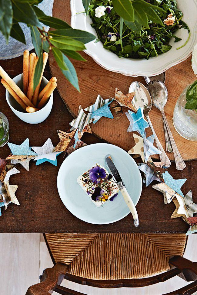 Una Navidad desenfadada y fresca, en una casa junto al mar | Ministry of Deco
