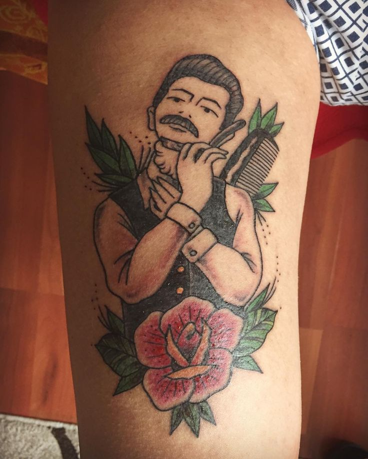 48 Heartwarming Family Tattoo Ideas That Show Your Love: 1000+ Ideas About Hairdressing Tattoos On Pinterest