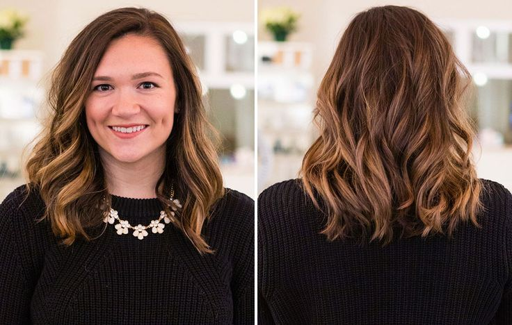 I'm a 24-Year-Old Hair Color Virgin and This Is the Lazy Girl Approved Trend I Tried via Brit + Co