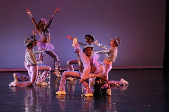 The Kim Field Academy's flagship Dance team the Brat Pack perform 'Escape from Prison' at the New Prague Dance Festival.