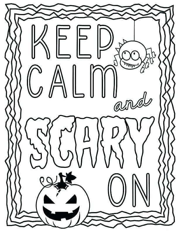 October Coloring Pages Best Coloring Pages For Kids Halloween Coloring Halloween Coloring Pages Coloring Pages