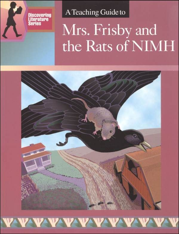 41 best reading images on pinterest teaching ideas teaching mrs frisby and the rats of nimh literature teaching guide sam and d fandeluxe Gallery