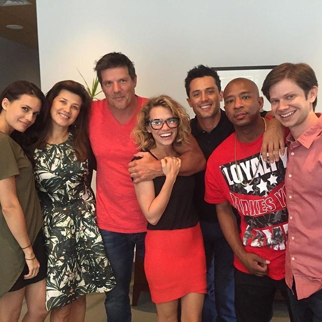 One Tree Hill Reunion Pictures 2015 | POPSUGAR Entertainment