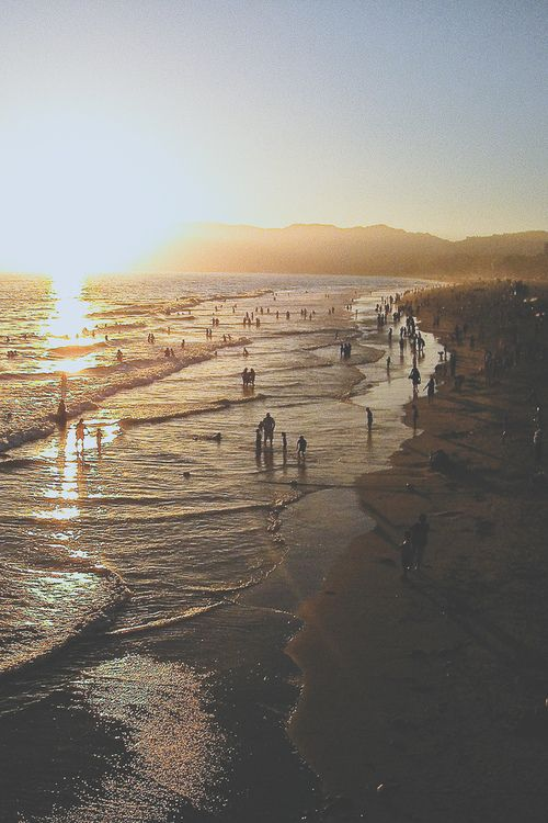 Beach days. #california #ocean