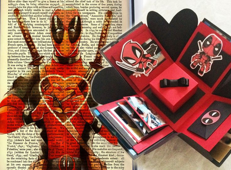 Nothing says I love you to that superhero nerd in your life as much as these cuddly and romantic Deadpool gifts. We all know how loving and passionate this anti-hero is and we also know
