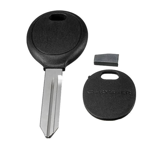 Ignition Transponder Key With Uncut Blade For Dodge/Chrysler/Jeep  Worldwide delivery. Original best quality product for 70% of it's real price. Buying this product is extra profitable, because we have good production source. 1 day products dispatch from warehouse. Fast & reliable...