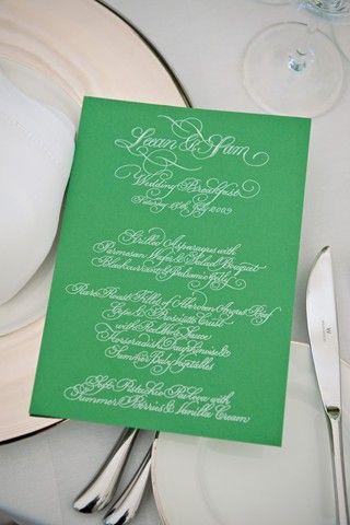 Wedding Speech Order