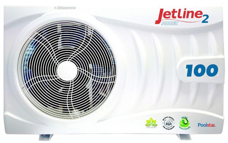 Pompe A Chaleur Poolex JetLine 65 V2 au meilleur prix! - LeKingStore