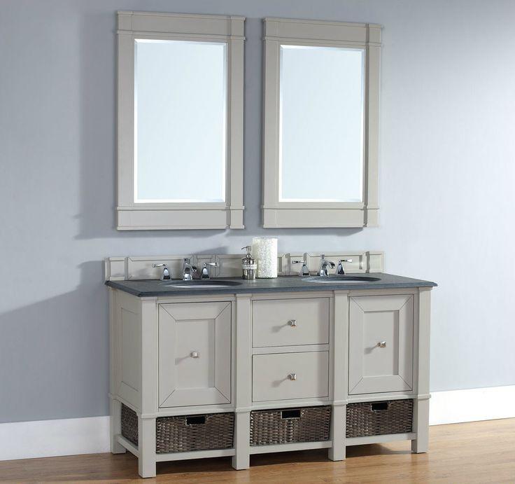 60 inch grey double bathroom vanity optional countertops httpwwwlistvanities