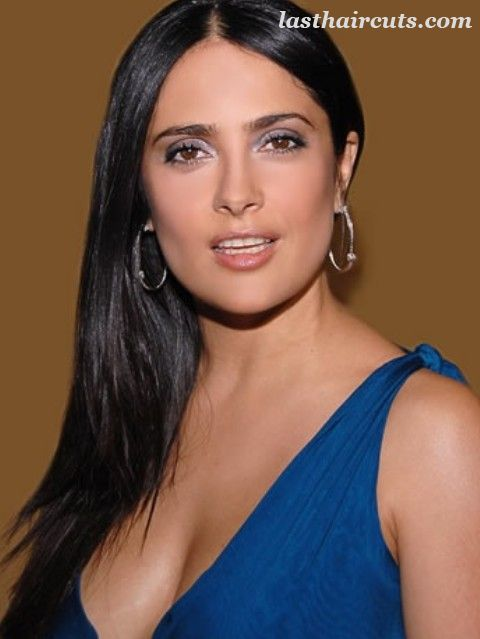 Top 26 Salma Hayek Hairstyles #CelebrityHaircuts