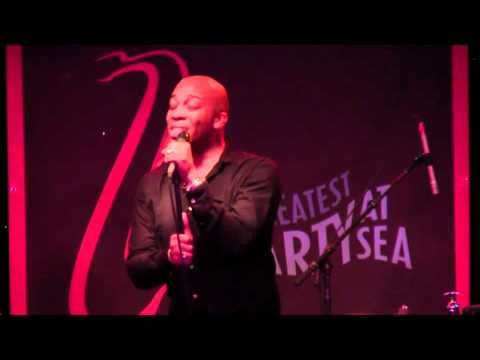 Rahsaan Patterson performs on The Smooth Jazz Cruise 2012.mp4
