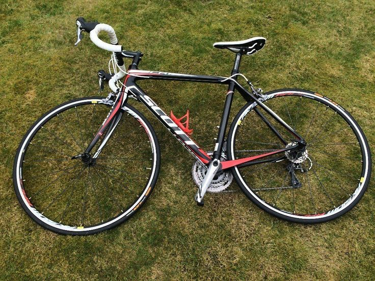 Road Bike - Scott Cr1 + Specialized Shoes, Pedals and Cleets