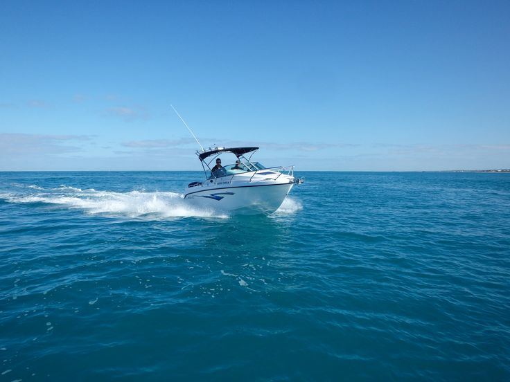 Hitech marine sea trialing our Atomix 560